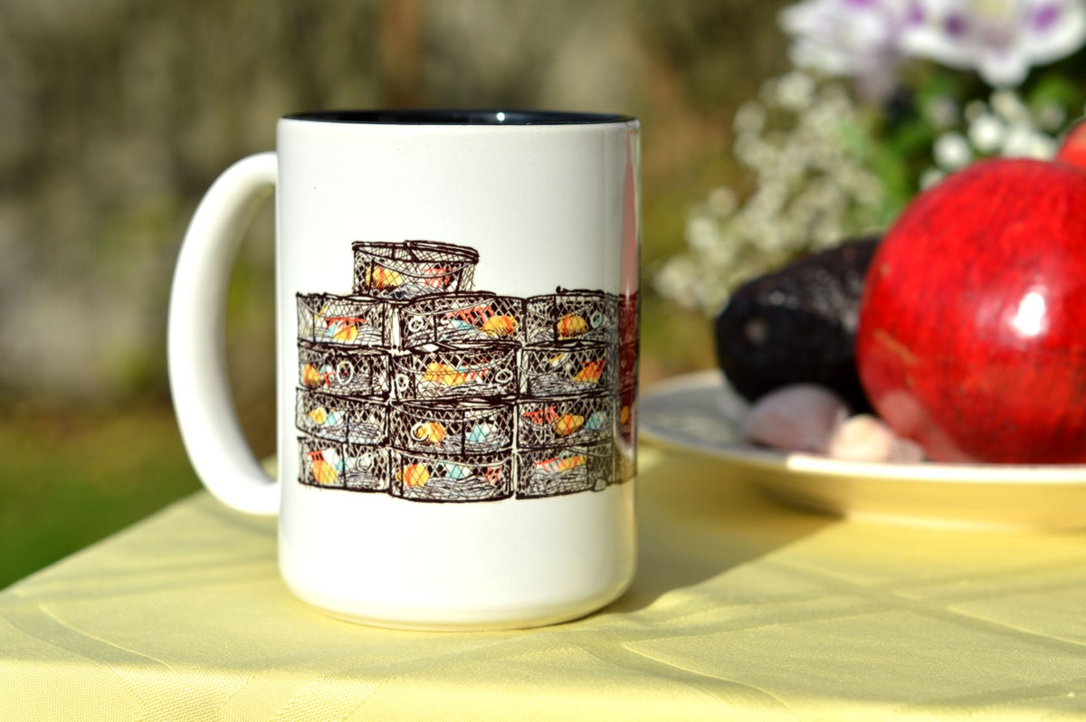 Image of 15.5 oz Dungie Pot Mug