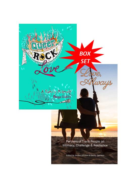Image of BOX SET QUEER ROCK LOVE - LOVE ALWAYS