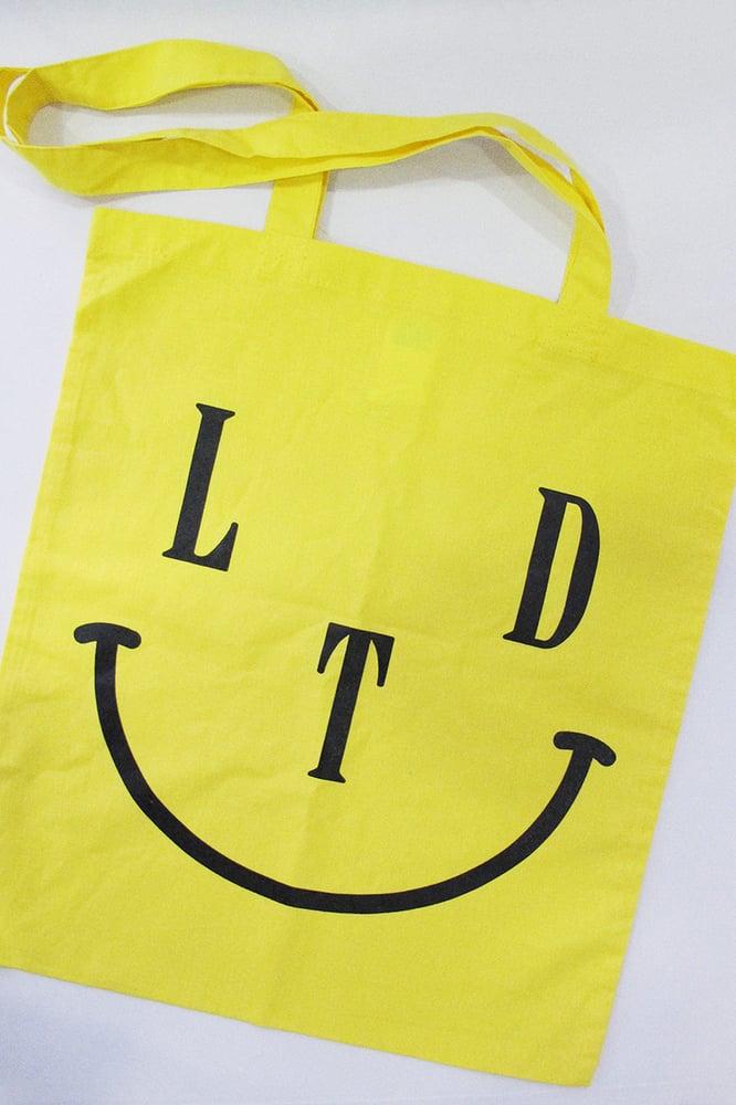 "Image of Tote bag ""Acid"""