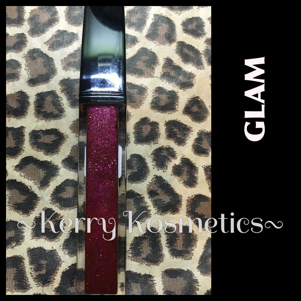 Image of LUSCIOUS LIQUID LIPSTICK(GLITTER) - GLAM