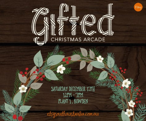 Image of SPECIAL EVENT: Gifted Christmas Arcade - 17th December