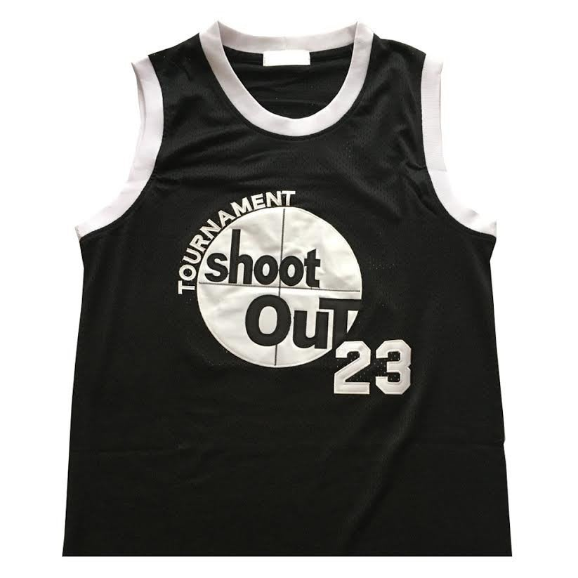 "Image of ABOVE THE RIM ""MOTAW #23"" SHOOTOUT BASKETBALL JERSEY"