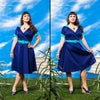 JARDIN DE LA RIVIERA FROCK (other options available)