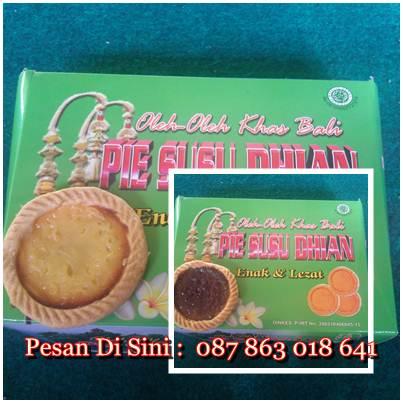 Image of Belanja Oleh-Oleh Pie Susu Dhian di Denpasar Bali
