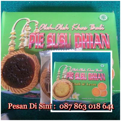 Image of Daftar Harga Jual Pie Susu Dhian Terbaru