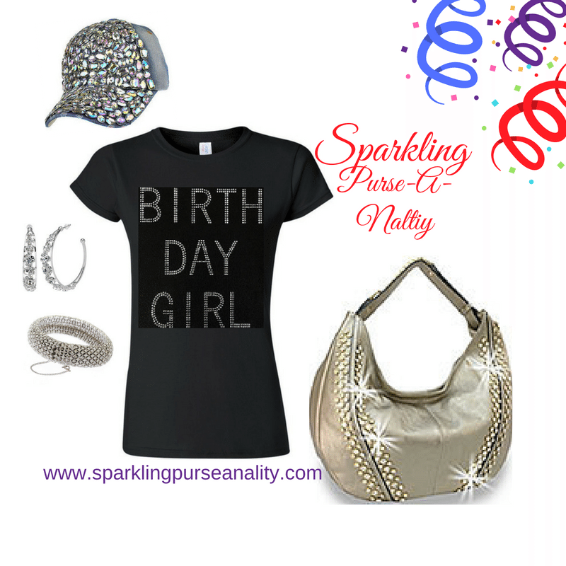 "Image of ""Sparkling"" Birthday (2 Different Designs)"