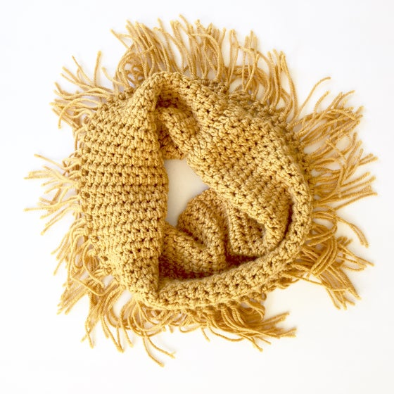 Image of Fringe Cowl