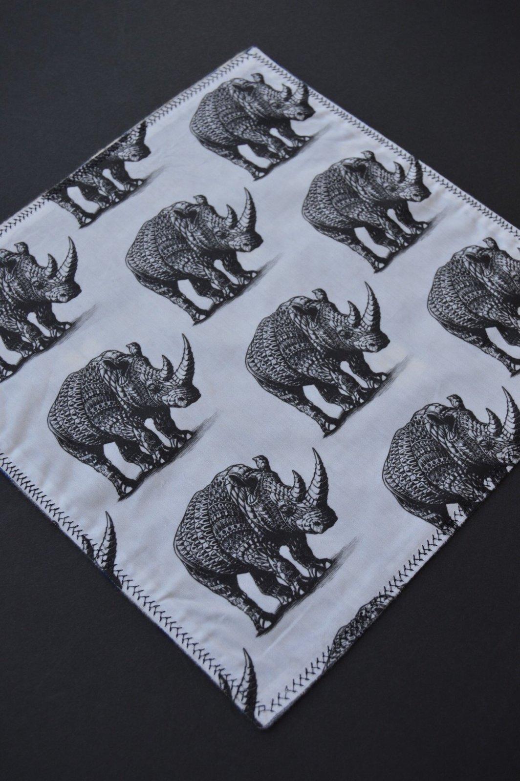 Image of Tattooed Rhinos