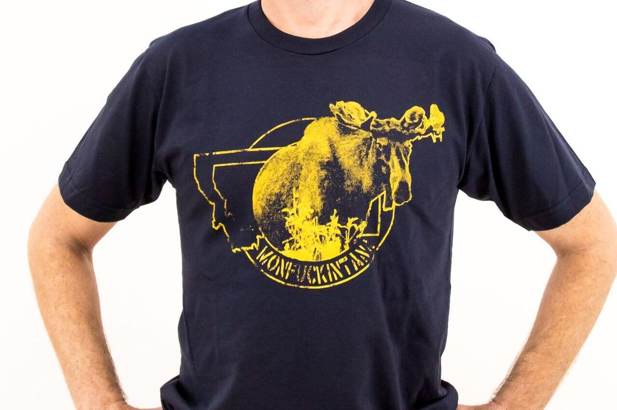 Image of Moose: Monfuckintana