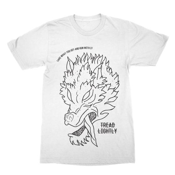 Image of wolf design