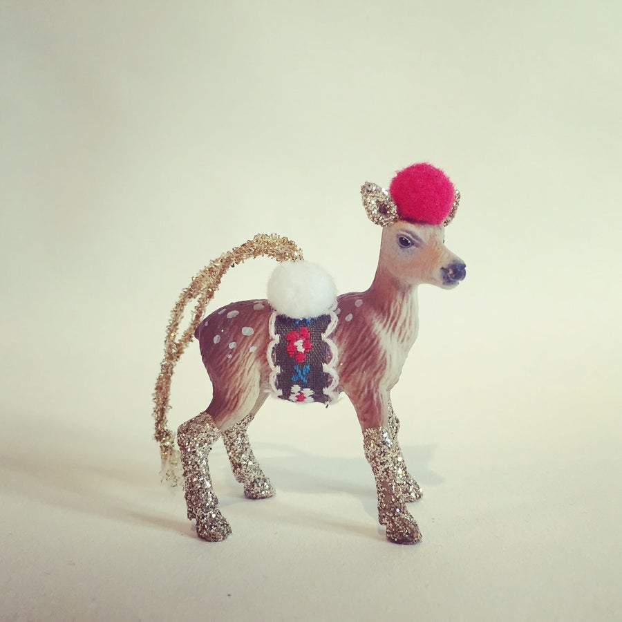 Image of bambi decoration
