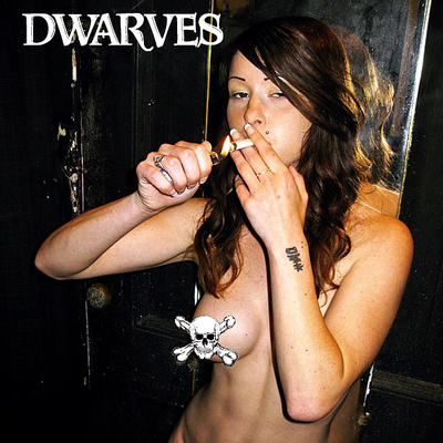 Image of The Dwarves - We Only Came To Get High Poster (New Edition)