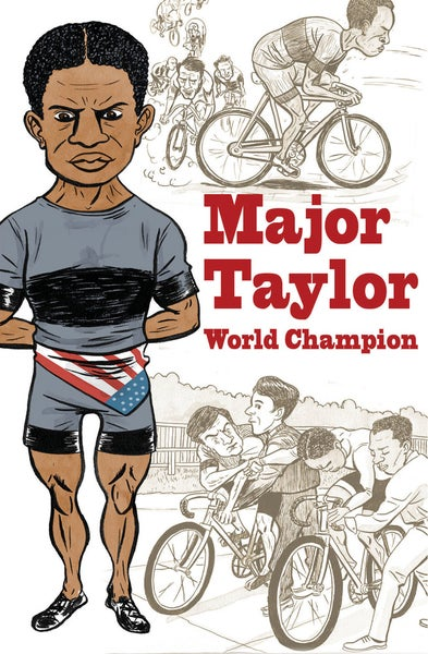 Image of Major Taylor - World Champion