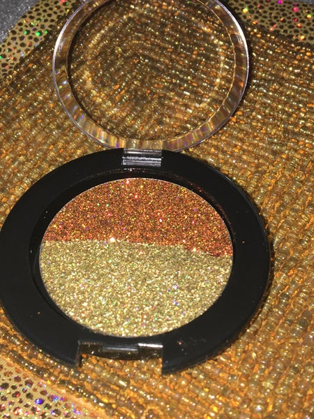 "Image of ""Copper Sparkle"" Glitter Duo"