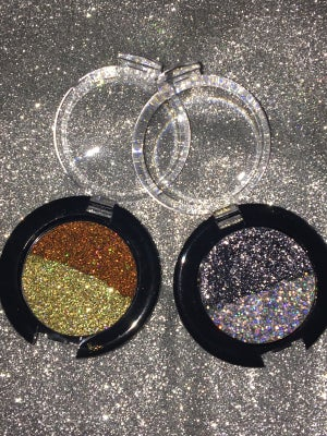 "Image of ""Dances with Ashes"" Glitter Duo"