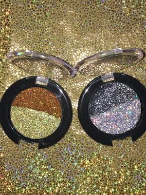 """Image of """"Copper Sparkle"""" Glitter Duo"""