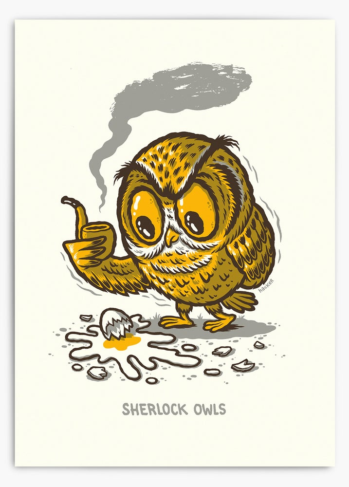 Image of Sherlock Owls