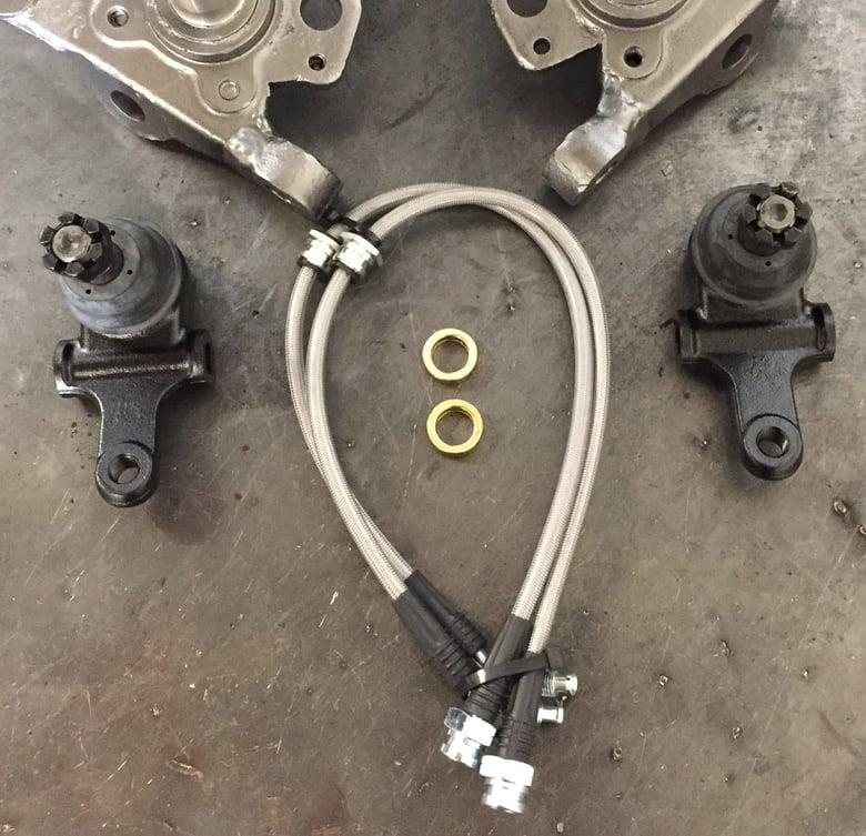 Image of Mazda Miata NA / NB Extended Brake Lines