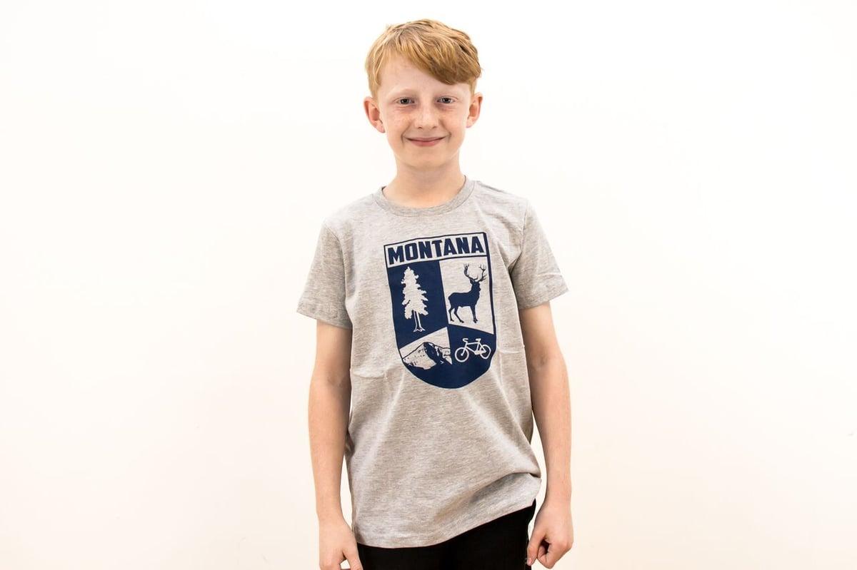 Image of Kids MONTANA Coat of Arms
