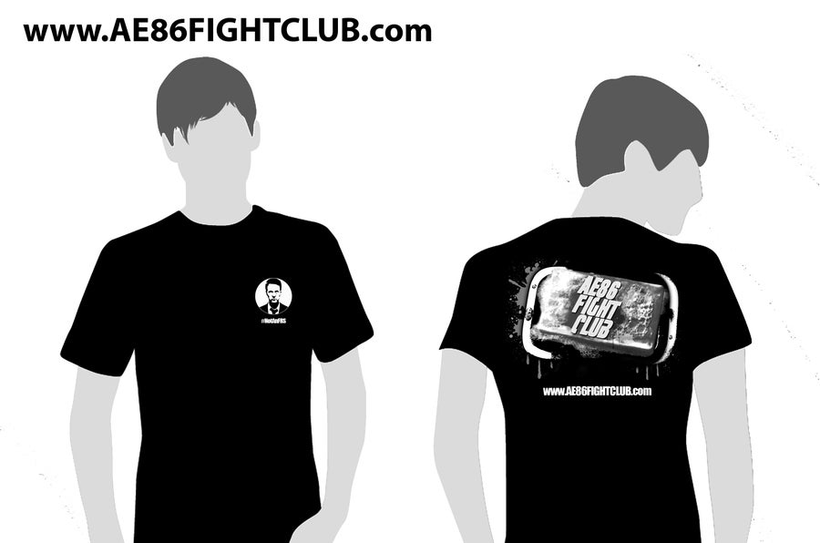 Image of AE86 Fightclub Tshirt