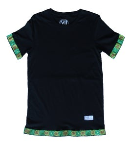 "Image of ""Roots & Culture"" Tee (Green)"