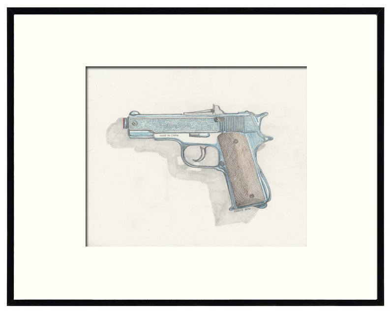 Image of Automatic Pistol