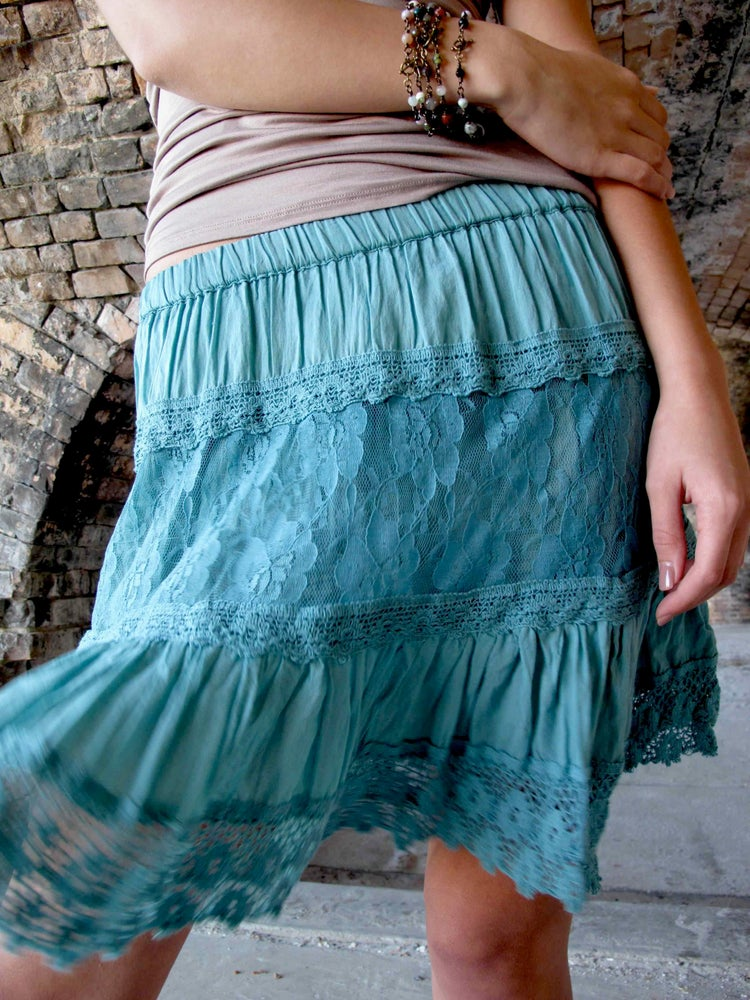 Image of Turkish Cotton Skirt