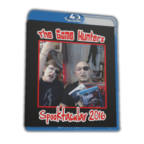 "Image of TGH ""Spooktacular 2016"" Blu-ray"