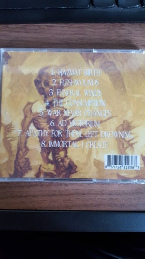 Image of Funeral Winds Hard copy