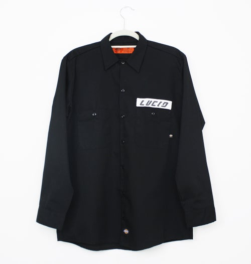 Image of LUCID777 MECHANIC RACING SHIRT