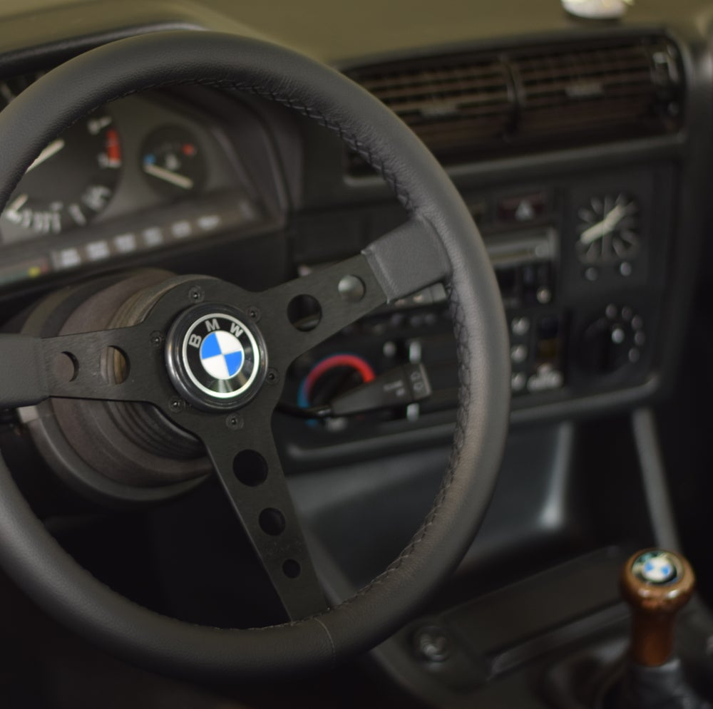 Image of BMW / VW / Alpina / Porsche Logo Horn Button