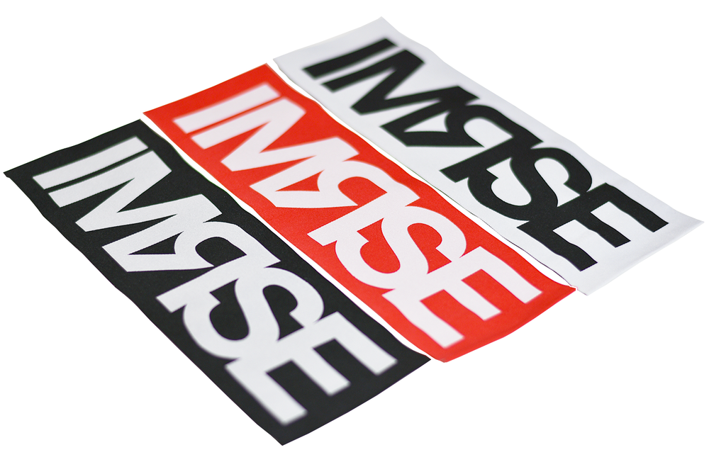 Image of IMRSE Woven Patches