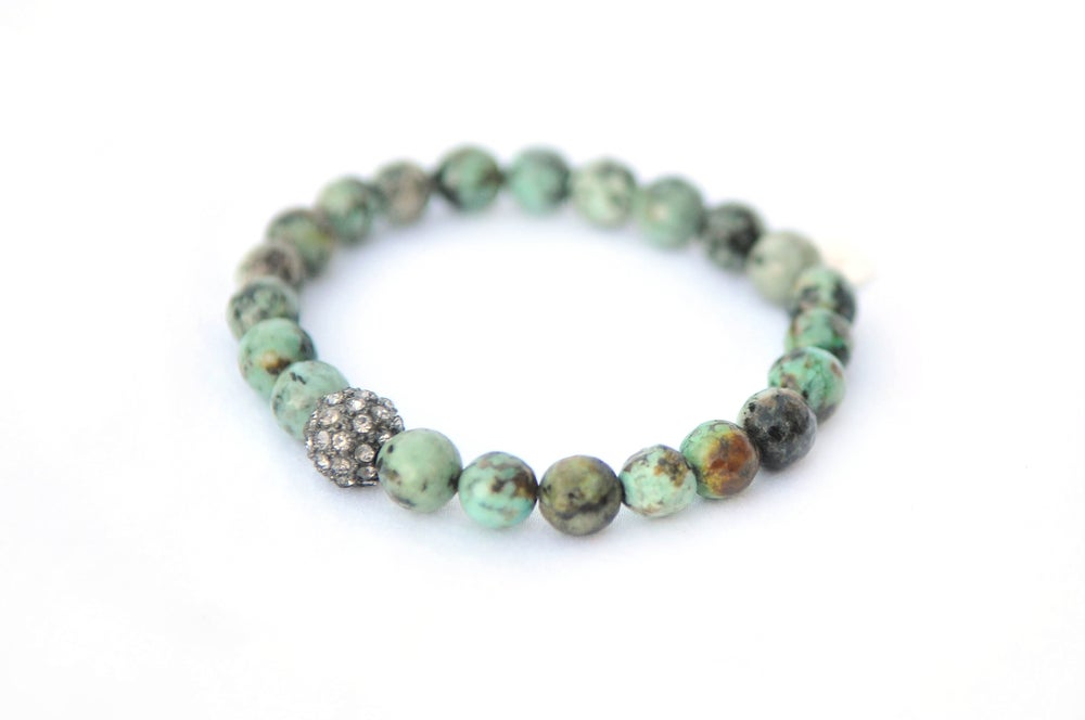 Image of chic ME African Turquoise