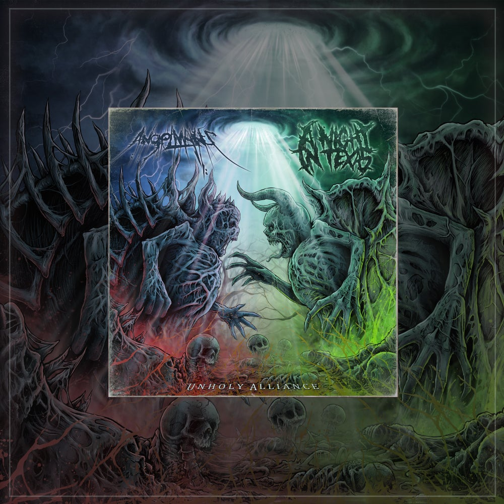 Image of UNHOLY ALLIANCE CD