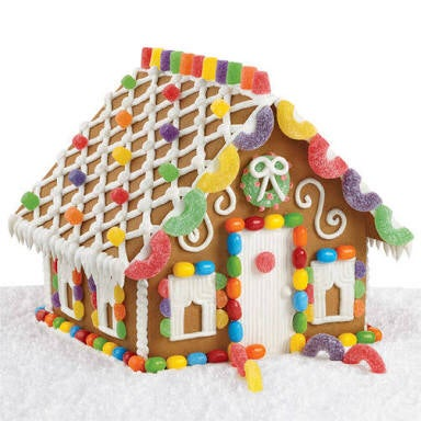 Image of Gingerbread houses 22nd/23rd/24th December