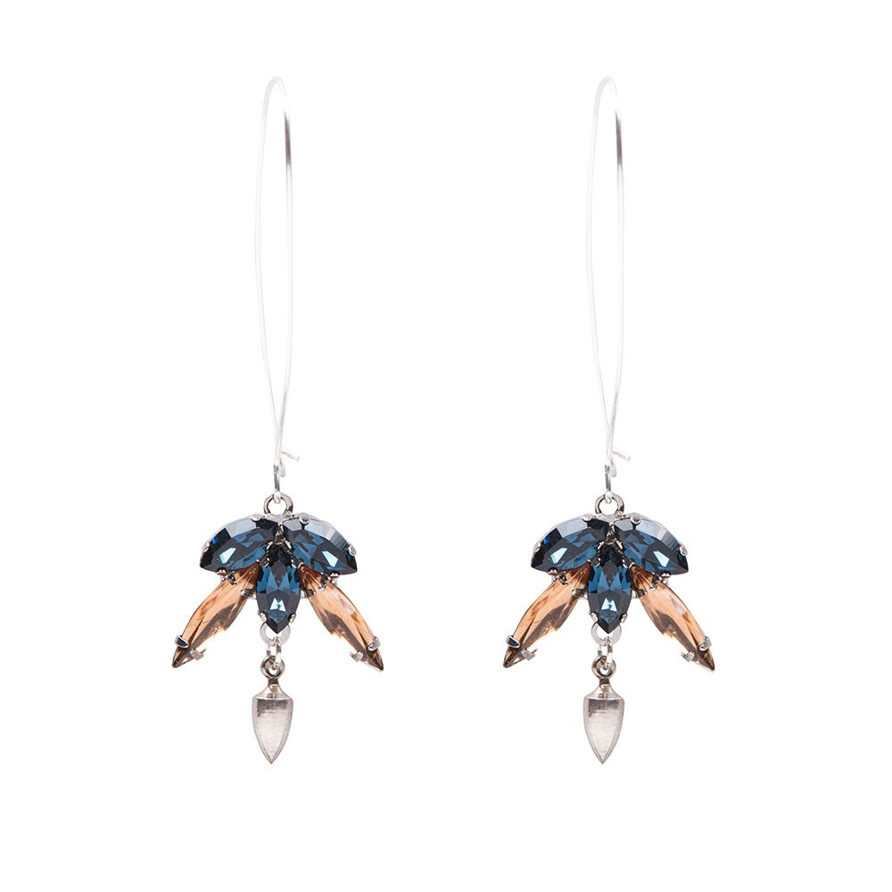 Image of Montana Wisteria earrings
