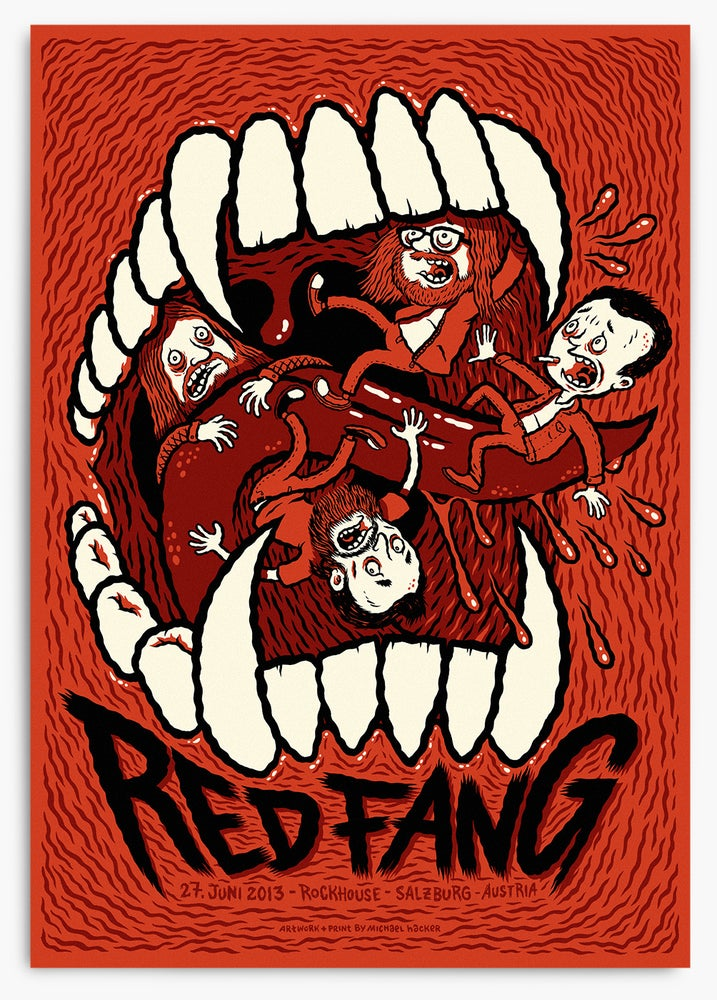 Image of Red Fang