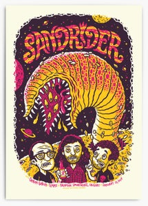 Image of Sandrider