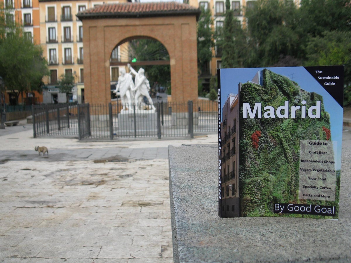 Image of Madrid Guide