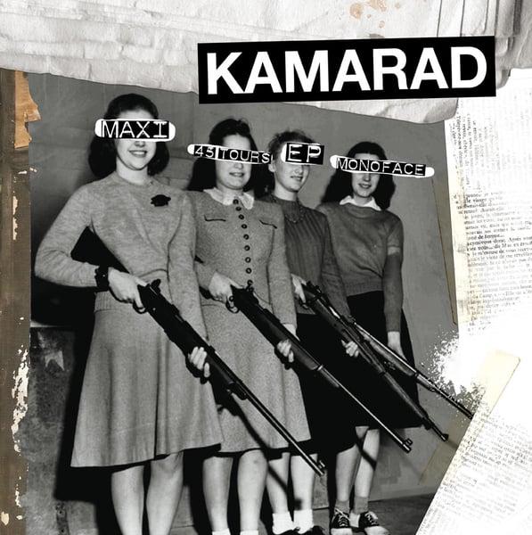 Image of KAMARAD - First EP I VINYLE