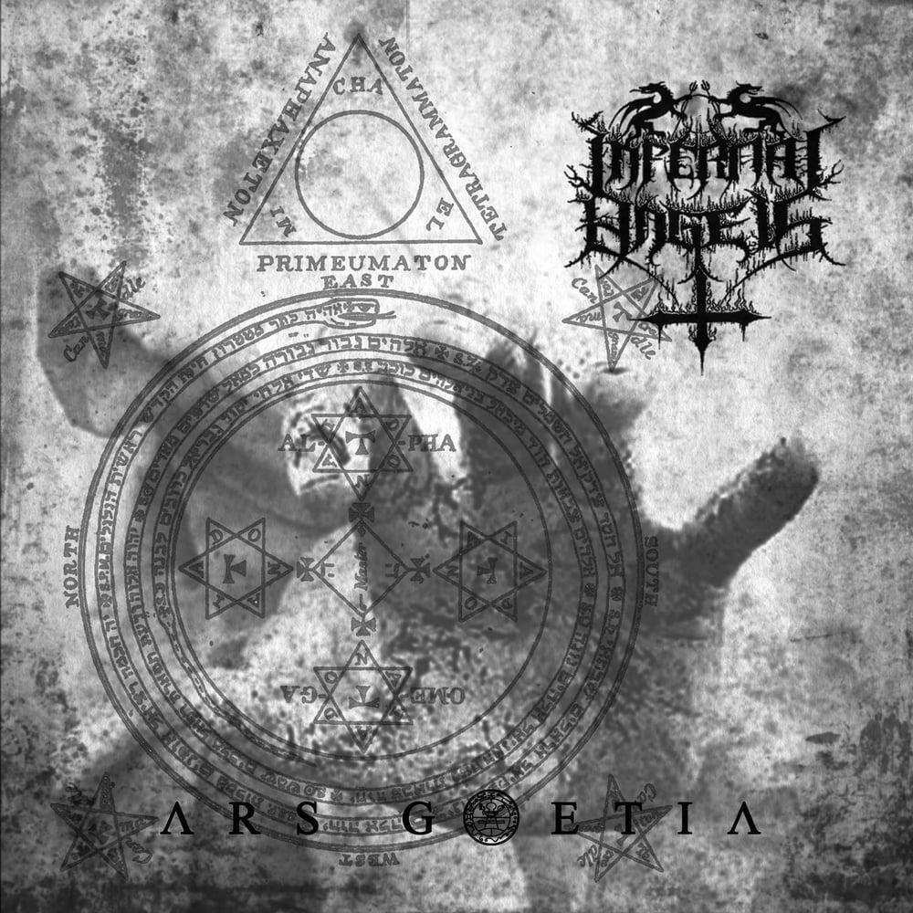 """Image of INFERNAL ANGELS """"Ars Goetia"""" CD"""