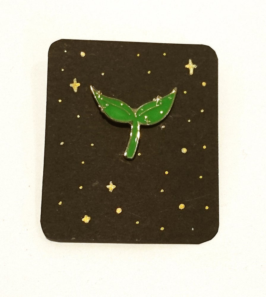 Image of Little Sprout Enamel Pin