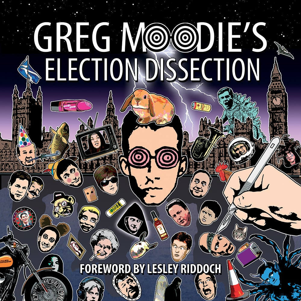 Image of Greg Moodie's Election Dissection