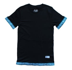 "Image of ""Roots & Culture"" Tee (Turquoise)"
