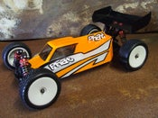 Image of Phat Bodies 'Hammer' for Schumacher LC Racing EMB-1 LWB 225mm chassis