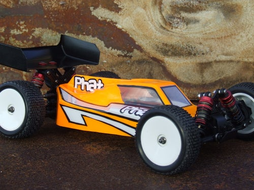 Image of Phat Bodies - Hammer Bodyshell for Schumacher LC Racing EMB-1 LWB 225mm Chassis