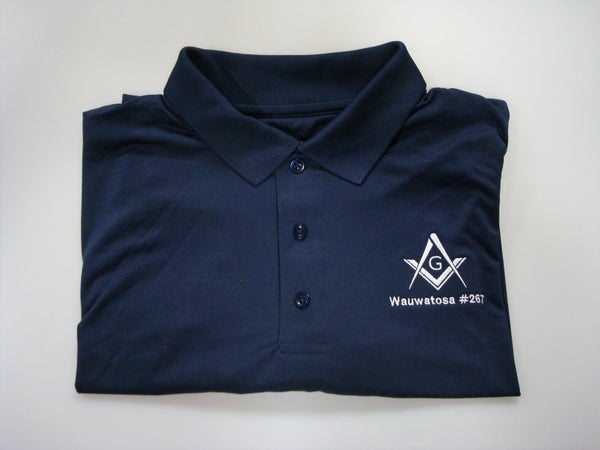 Image of Lodge Polo Shirts