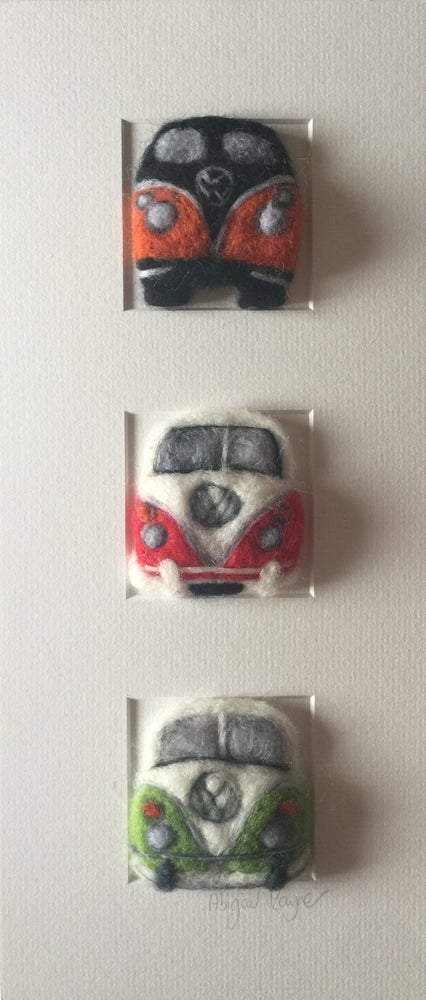 "Image of ""Three in a Box VW Campervan"""