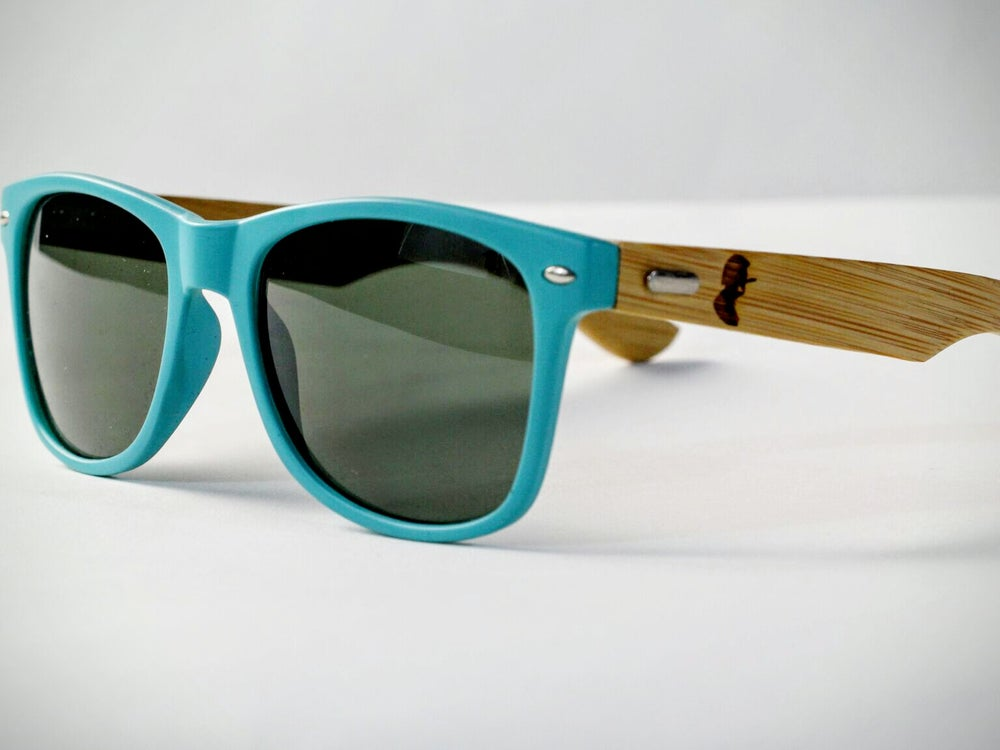 "Image of Phone Homie ""Master Your High"" Bamboo Hybrid Shades"
