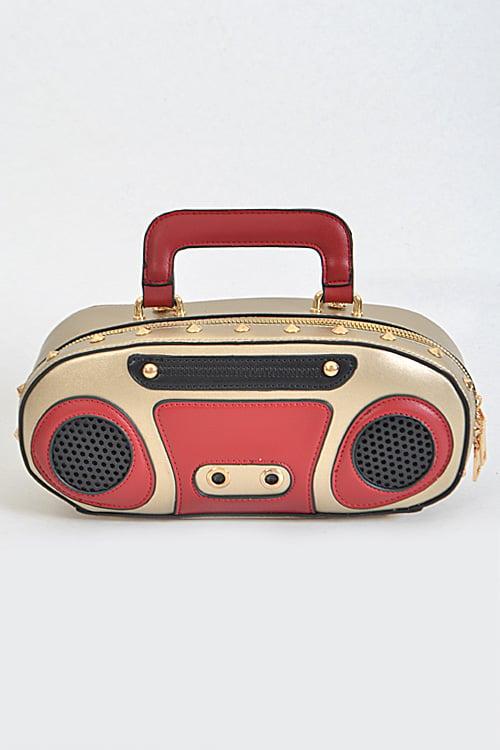 Image of Boom Box Handbag